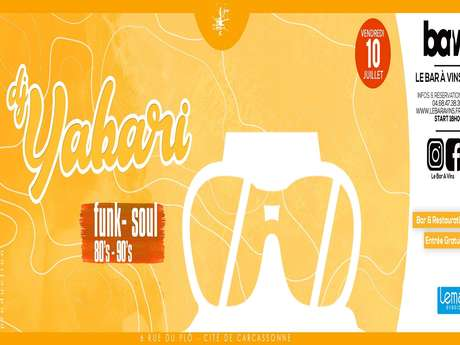 DJ YAKARI - FUNK AND SOUL MUSIC
