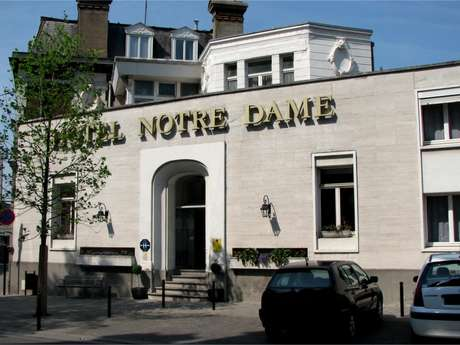 Brit Hôtel Notre Dame