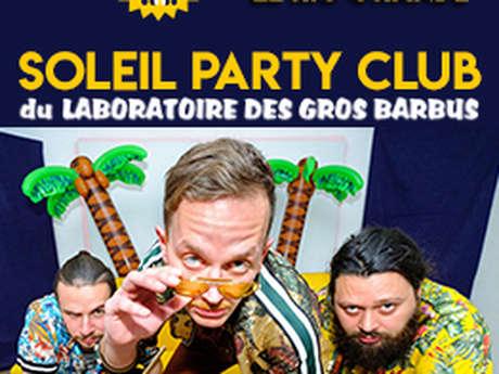 SOLEIL PARTY CLUB – Bal Jeune Public