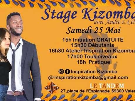 Stage Kizomba au Tandem