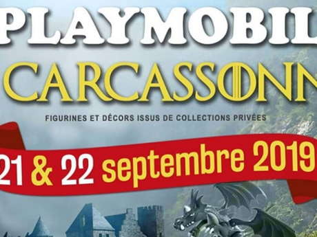 EXPO - PLAYMOBIL A CARCASSONNE