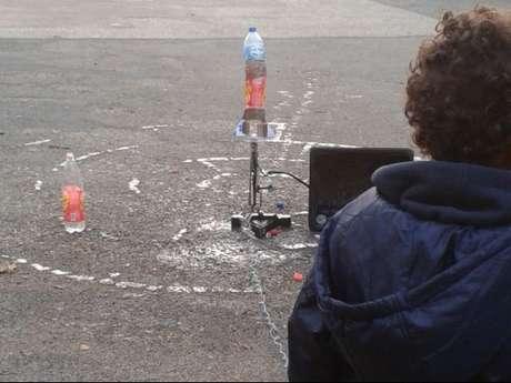 Planétarium, fusées à eau et observations