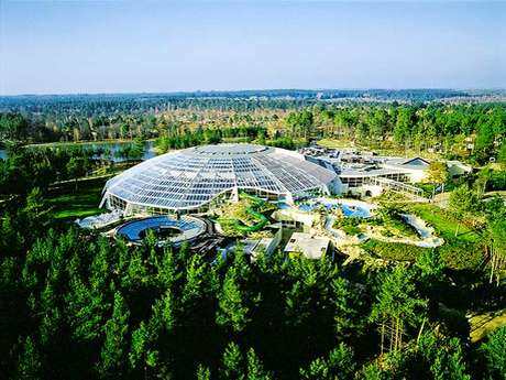 Center Parcs à la journée