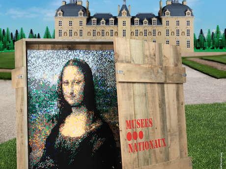 Exposition Lego : Cheverny à la Renaissance