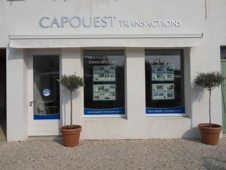 CAPOUEST TRANSACTIONS