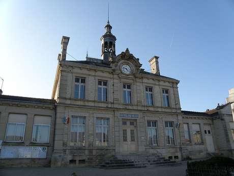 Mairie de Bouilly