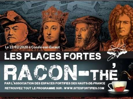 Les Places Fortes Racon-thé