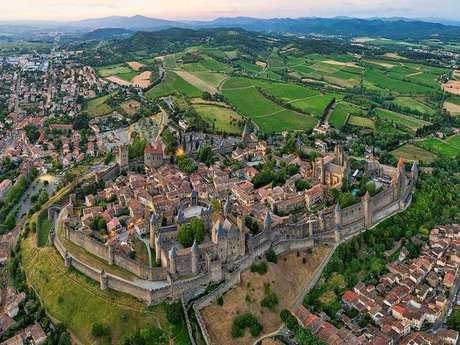 Escapade à Carcassonne - Romaine, médiévale, gothique …. cette Cité me fascine ! Séjour 2 jours / 1 nuit et +