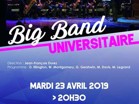 Big Band Universitaire - 2019