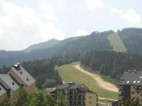 Balade d'altitude Bonascre-Les Campels