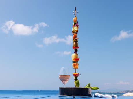 Plage les Pêcheurs - Restaurant le Cap