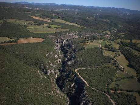 Tour des Gorges d'Oppedette