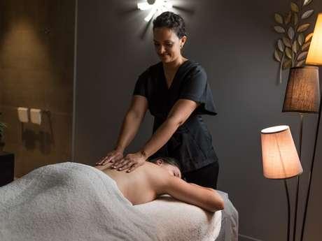 Pause stimulante grand cru et accès spa - soin femme - Eliospa