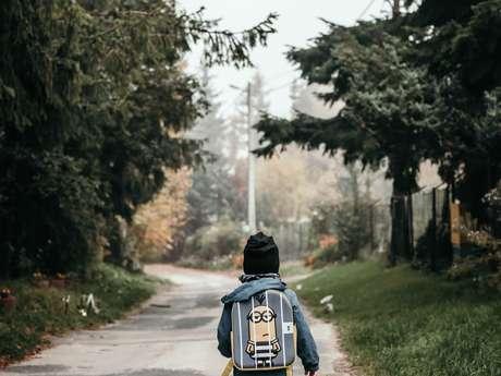 Le sentier des écoliers variante n°3