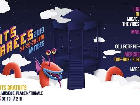 Best Off Nuits Carrées