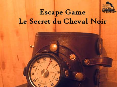 Escape game - Le secret du cheval noir