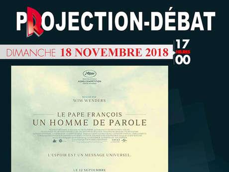 Projection & Débat - Le Pape François, un homme de parole