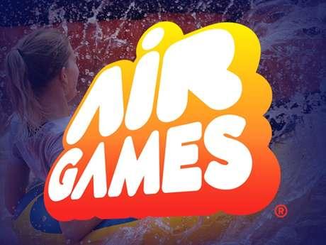 Air Games Halloween Mons / Course à obstacles gonflables géants