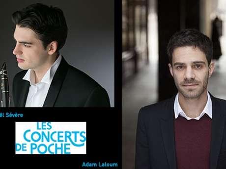 """Concert musique classique """"Les concerts de poche"""""""
