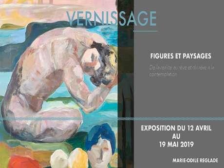 """Exposition """" Figures et Paysages"""""""