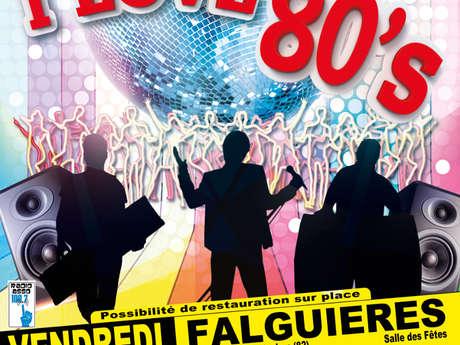 Spectacle dansant I Love 80's