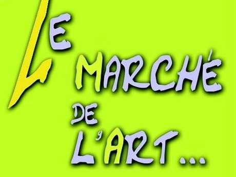 LE MARCHE DE L'ART