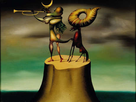 Surrealism in the Mons collections