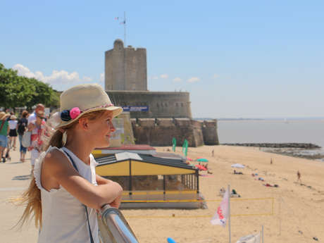 Itinerary 11 - Fouras-les-Bains, seaside resort 4.3 mi - 1h45