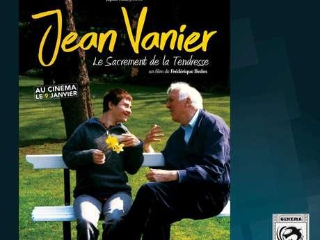 Jean Vanier le sacrement de la tendresse - ciné-débat