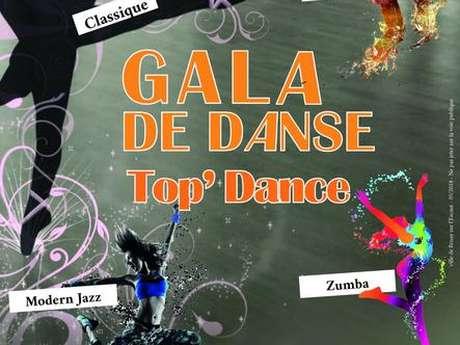 Gala de danse Top'Dance