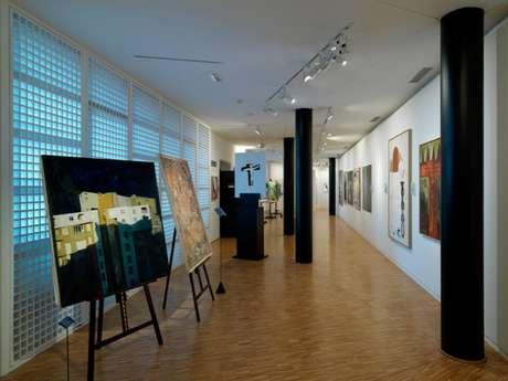 Antiquités, galeries d'art et lieux d'exposition