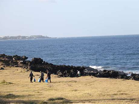 Zarlor balade guidée Bord'mer - Sentier pêcheur