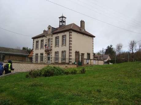 Mairie de Montgueux