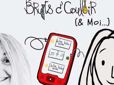 """Inside """"Mme Bruits d'Couloir"""""""