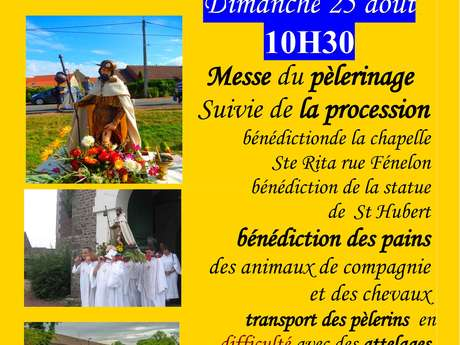 170è pèlerinage à Saint-Roch