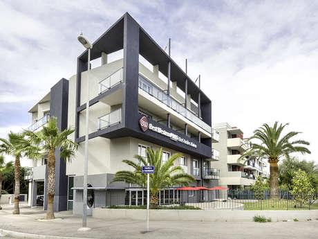Hôtel Best Western Plus Antibes Riviera