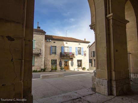Tour du Lot - Tronçon 5 : Lalbenque - Grézels