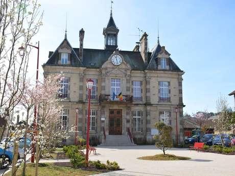 Mairie d'Estissac