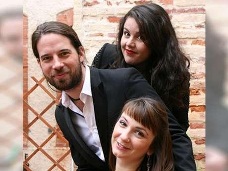 Concert musique classique Trio Cabélia
