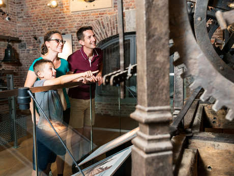 De Open Monumentendagen - Het Belfort van Bergen - 30 jaar restauratiewerken