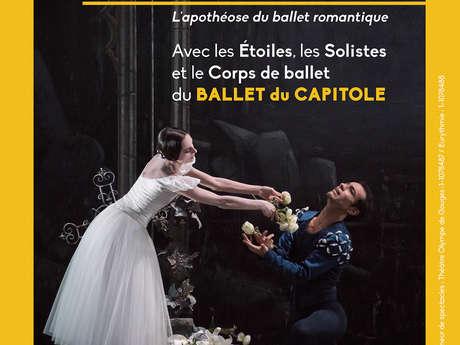 Giselle - baile
