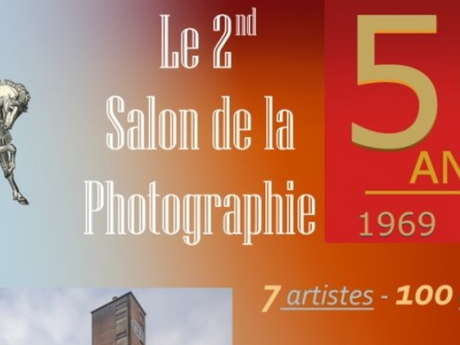 2ÈME SALON DE LA PHOTOGRAPHIE