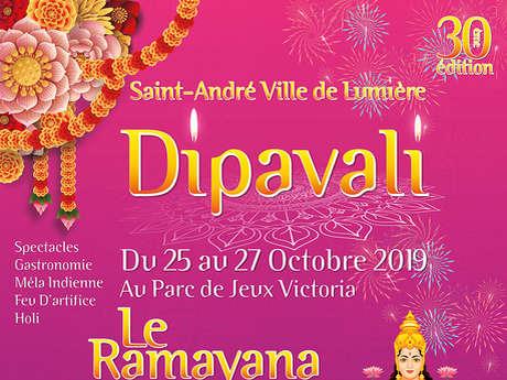 30ème édition du Dipavali 2019