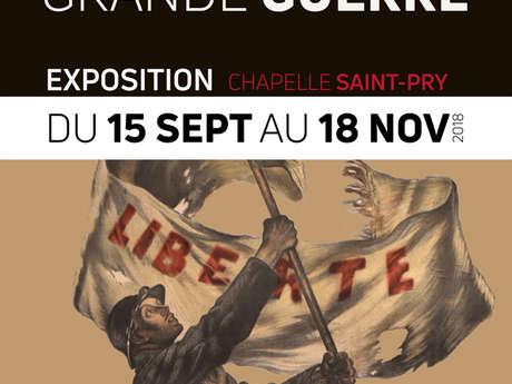 "Exposition ""Les artistes de la Grande Guerre"""