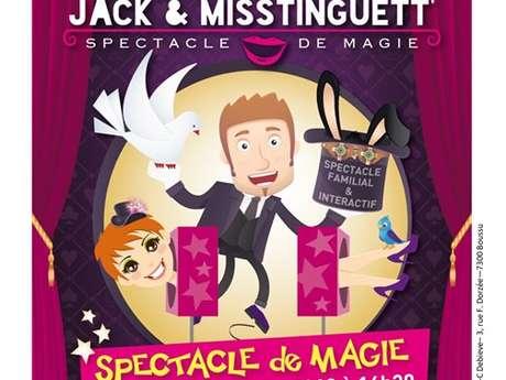 Jack & Mistinguett' - Spectacle de magie