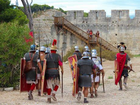 Journée Historique Médiévale eu Château de Beaucaire