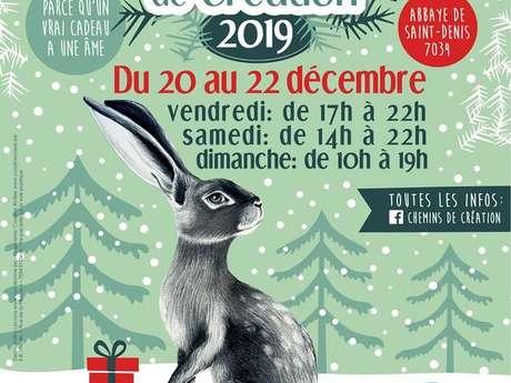 Chemins de Création - Edition Noël