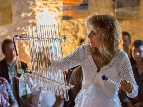 Concert de harpe de cristal