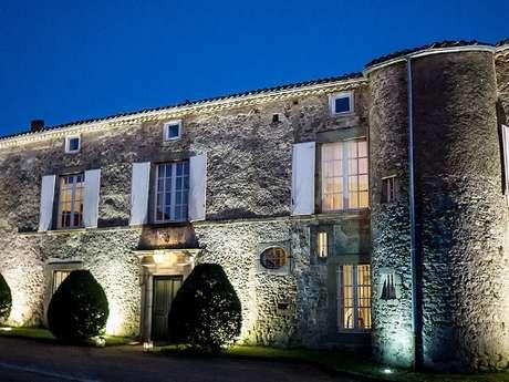 Dégustation des vins et visite du Domaine - Château de Caux et Sauzens