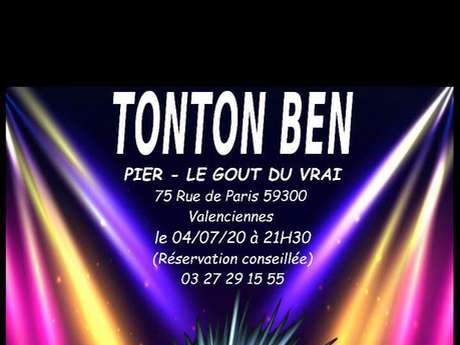 Concert Tonton Ben
